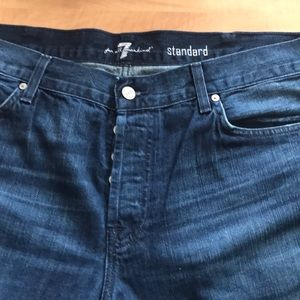 Authentic men's 7 for all mankind jeans